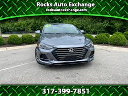Maybe you would like to learn more about one of these? Used 2018 Hyundai Elantra Sport 1 6t Auto Ulsan For Sale In Mccordsville In 46055 Rocks Auto Exchange