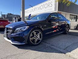 Everything you need to know on one page! 2017 Mercedes Benz C Class C43 Amg Stock C1502 A For Sale Near Great Neck Ny Ny Mercedes Benz Dealer