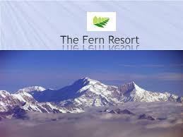 PPT - The Fern Resort PowerPoint Presentation, free download - ID:2940801