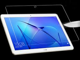 huawei 10 inch tablet. tempered glass screen protector film for huawei mediapad t3 10.0 10 inch tablet + alcohol cloth d