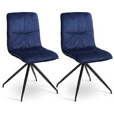 2er Set Esszimmerstühle