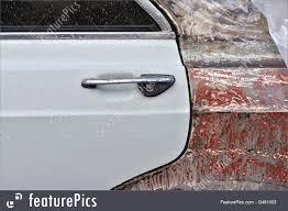 vintage car door handles. Vintage Car Scraped Metal Texture Royalty-Free Stock Picture Door Handles A