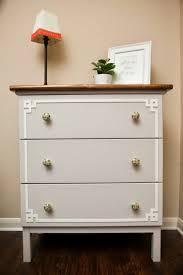 diy ikea tarva. DIY IKEA Hack: Cute Tarva Dresser Makeover Diy Ikea I