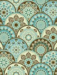 Abstract Pattern Adorable Abstract Pattern Trendy Colored Abstract Floral Circles Photography