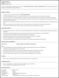 General Resume Objectives Samples Resume Objective Statements
