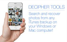 How To Search And Recover Photos From An Itunes Backup Iphone