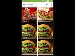 Make A Menu For A Restaurant Menu Creator Restaurant Menu Making App Apps On Google Play