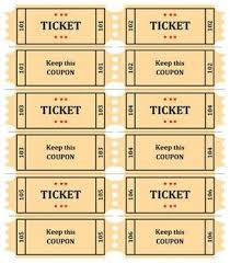 templates for raffle tickets in microsoft word free downloadable raffle ticket templates image result for free