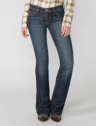 816 Classic Boot Cut Jeans In Dark Wash