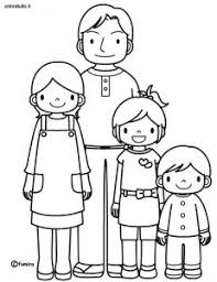 Small Picture my family coloring page 100 images whimsday bliss color my