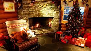 Xmas Decoration For Living Room Christmas Living Room Wallpaper House Decor