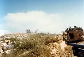 Conflicto del sur del Líbano