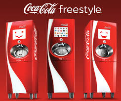 Coca Cola Vending Machine Uk Awesome CocaCola Freestyle Has To Come To The UK Tim Ford's Blog