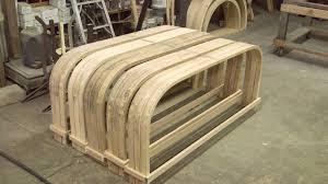 steam bending wood 1 thick kiln dried ash
