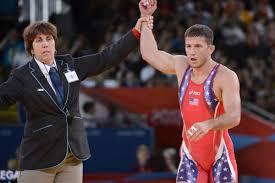 Frayer Wrestling 2012 Olympic Wrestling Results Coleman Scott Picks Up Bronze Medal
