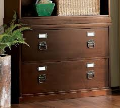 pottery barn file cabinet. Bedford 2-Drawer Lateral File Cabinet Pottery Barn I