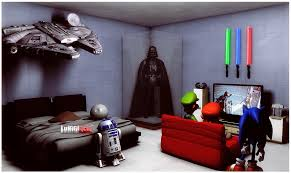 star wars room decor amazing 1 capitangeneral star wars home decor