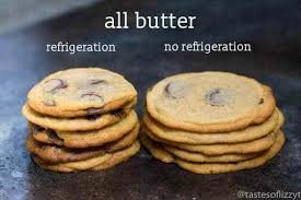 Crisco To Butter Conversion Chart Shortening Vs Butter In Cookies What Makes The Best