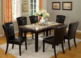marble top dining room table. Marble Top Dining Room Table E