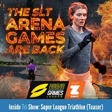 Post race reaction from the Super League Triathlon Arena Games in London -  Inside Tri Show