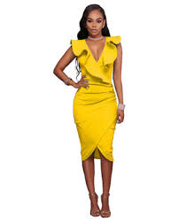 African Pattern Dress Classy Wholesale African Clothing Patterns Dresses For Women Big Hip Dress
