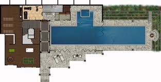 luxury home decor architecture interior awesome indoor pool in pools mesmerizing modern house floor plans with