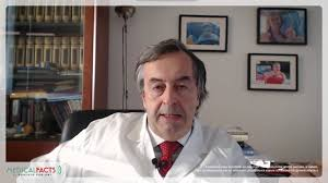 Video – Coronavirus: Roberto Burioni spiega le analogie e le differenze con  l'influenza - YouTube
