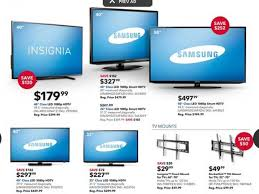 TOP TV deals for Black Friday at Walmart, Target, Best Buy and Kmart sales: