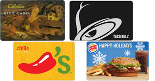 right now at dollar general get any of these gift cards shown above and get the second one for 10 off so we have a plan
