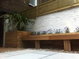 Small Picture Small garden design visual for London garden Contemporary Urban