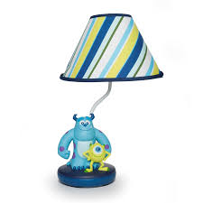 MONSTERS, INC. Premier Lamp And Shade