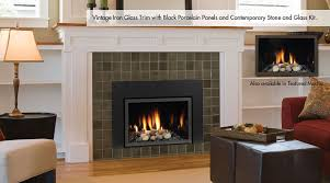 harmony direct vent gas fireplace inserts by monessen hearth