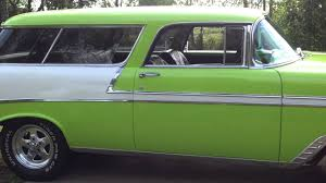 1956 Chevy Nomad For Sale Fresh Restoration Pic Documented For ...