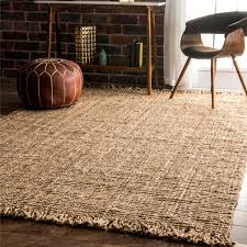a jute rug is perfect for indoor outdoor rooms adding an earthy natural vibe if the room is large don t limit your choices to just one rug or one type of