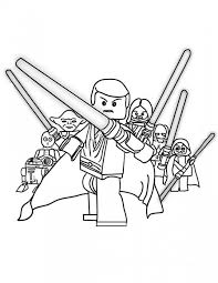 Small Picture Get This Free Lego Star Wars Coloring Pages 48926