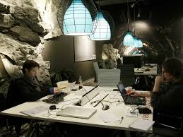 google office around the world. The Zurich Office Briefing Room Is Designed Like A Tunnel. Google Around World