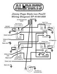 jimmy page wiring diagram gibson images wiring kit for jimmy page les paul allparts
