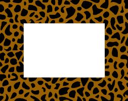 Leopard Print Invitations Templates Menshealtharts