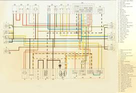 yamaha ty 250 electricité 516 wiring diagram