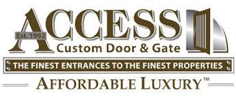 access garage doorsGarage Door Repair and Install  Access Garage Door and Gate San Diego