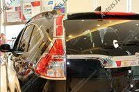 <b>Хромированные накладки на задние</b> фонари Honda CR-V 4 2015+