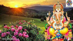 Ganesha HD Wallpaper