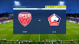 Dijon FCO vs Lille | 2019-20 Ligue 1