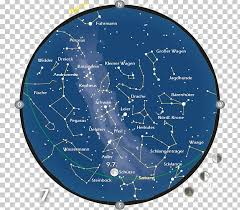 Constellation Sternenhimmel 2018 Star Chart Night Sky Png