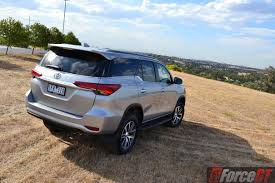 Toyota Fortuner Review: 2016 Toyota Fortuner