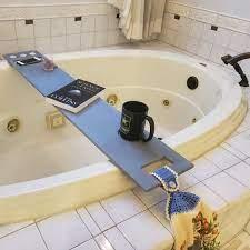bath tub tray 41 46 x 8 custom made to