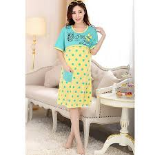 <b>Maternity pajamas breast feeding</b> sleepwear cotton nursing ...