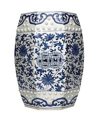 chinese garden stool. Plain Chinese Bring The Garden Stool Out Into Garden I Have Been Using Blue And  White Chinese  For Garden Stool I
