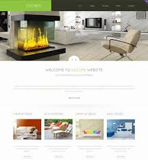 50 interior design furniture website templates 2018