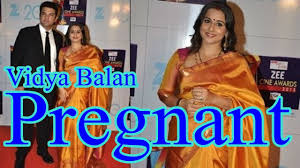 Image result for vidya balan pregnant